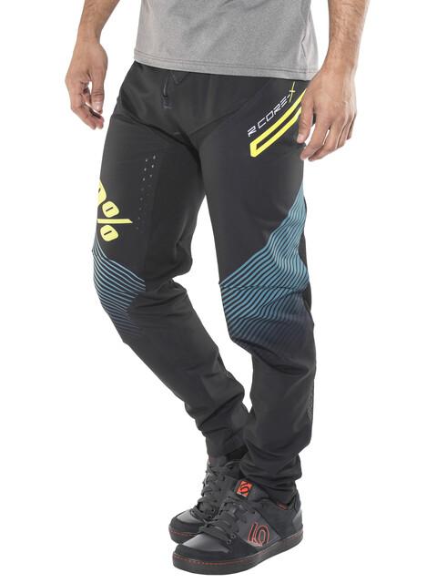 100% R-Core X DH fietsbroek Heren zwart